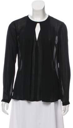 J Brand Casual Long Sleeve Blouse