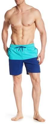 Mr.Swim Mr. Swim Colorblock Swim Trunks