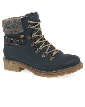 Nica Rieker Peak Womens Lace Up Walking Boots