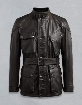 Belstaff The Panther Jacket Black