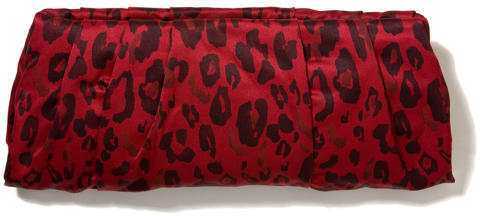Satin Facile Clutch