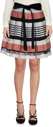 Kontatto Knee length skirts