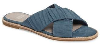 Eileen Fisher Cross Slide Sandal (Women)