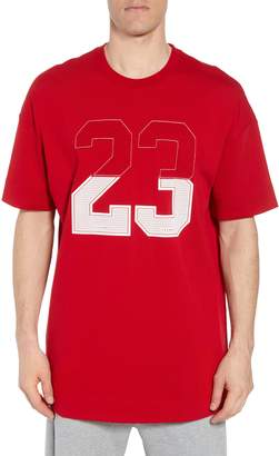 Nike JORDAN Oversize 23 Graphic T-Shirt