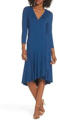 Lilly Pulitzer R) Rozaline Wrap Dress