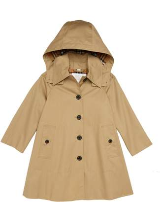 Burberry Bethel Swing Coat