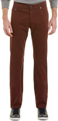 AG Jeans The Graduate Deep Mahogany Tailored Leg