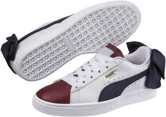 Basket Bow New Sch Women's Sneakers
