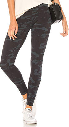 Monrow Camo Basic Legging