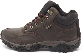 Merrell Moab mid rover Espresso Boots Mens Shoes Active Ankle Boots