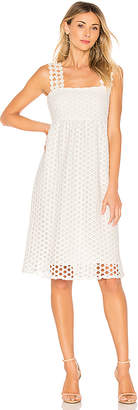 Line & Dot Ranael Dress