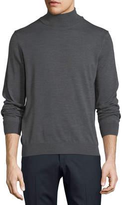 Neiman Marcus Wool Turtleneck Sweater
