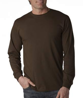 Fruit of the Loom FOL 4930 Adult Heavy Cotton HD Long-Sleeve T-Shirt