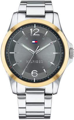 Tommy Hilfiger Men's Stainless Steel Bracelet Watch 42mm