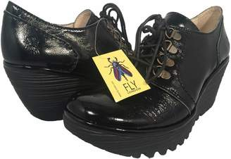 Fly London Yill773Fly Luxor Patent Leather Size 39
