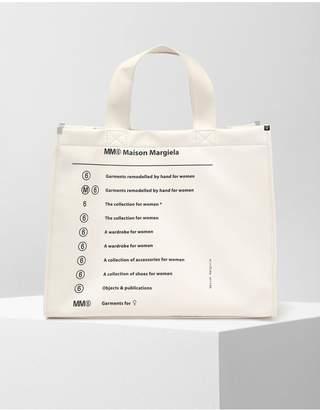 Maison Margiela Teddy Shopper Bag