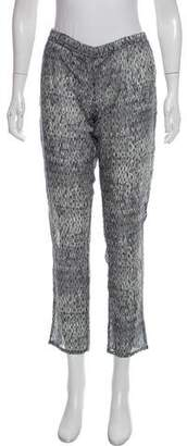 Eberjey Mid-Rise Cover-Up Pants w/ Tags