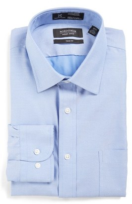 Men's Nordstrom Smartcare(TM) Trim Fit Solid Dress Shirt $69.50 thestylecure.com