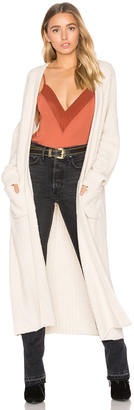 House of Harlow x REVOLVE Nico Duster $198 thestylecure.com