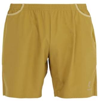 Teton Bros - Scrambling Technical Shorts - Mens - Yellow