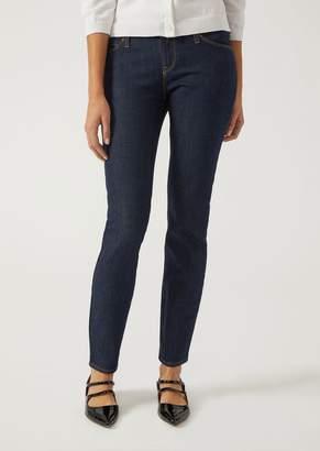 Emporio Armani Super Skinny J06 Jeans
