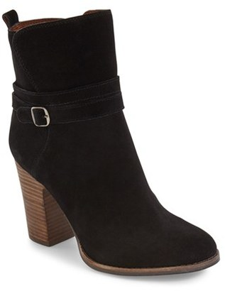 Women's Lucky Brand Latonya Belted Bootie $138.95 thestylecure.com