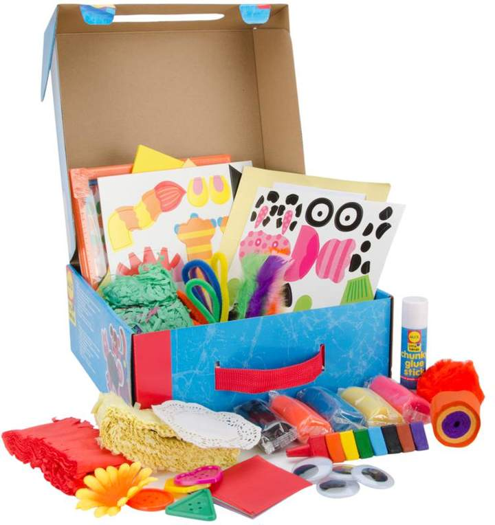 Crafts & Sewing ALEX Toys Little Hands My Giant Busy Box Kit