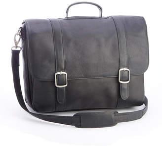 "Royce New York 15"" Laptop Satchel Briefcase"