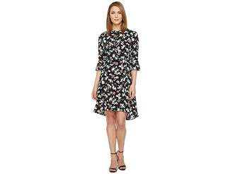 Ellen Tracy Soft Shirtdress Women's Dress