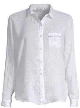 Stateside Linen Button-Down