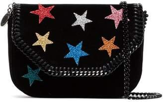 Stella McCartney mini Falabella Stars crossbody bag