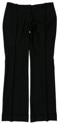 Balenciaga Low-Rise Wide-Leg Pants