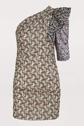 Etoile Isabel Marant Lilia cotton dress