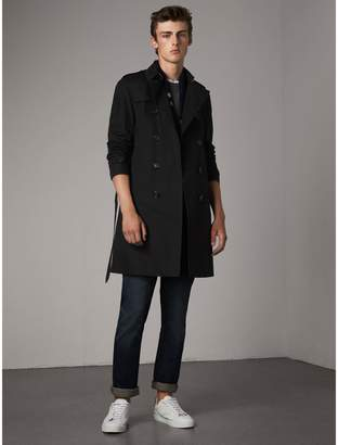 Burberry The Chelsea - Long Trench Coat