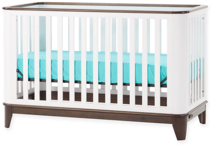 Child Craft Child CraftTM StudioTM 4-In-1 Convertible Crib in Matte White/Slate