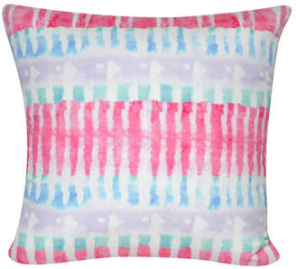 Loom and Mill Tie-Dye Decorative Throw Pillow