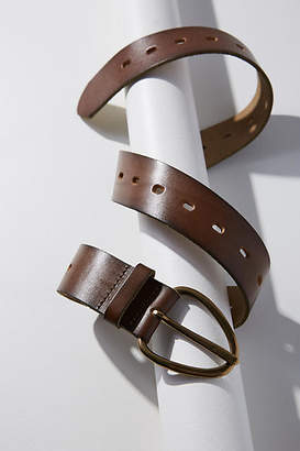 Anthropologie Pointed Arrow Belt