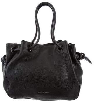 MICHAEL Michael Kors Leather Knot-Accented Tote