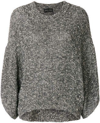 Roberto Collina slouchy sweater
