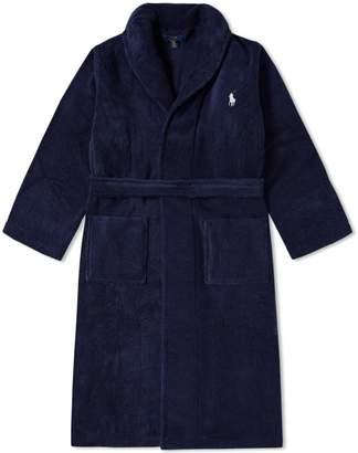 Polo Ralph Lauren Shawl Collard Robe