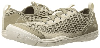 Keen - Mercer Lace II CNX Women's Lace up casual Shoes $100 thestylecure.com