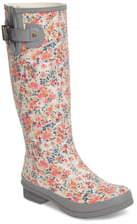 Chooka Julia Floral Waterproof Rain Boot