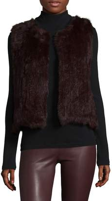 525 America Women's Rabbit Fur Vest