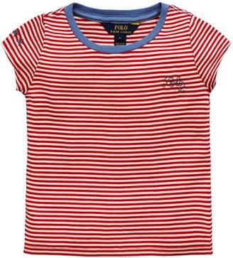 Ralph Lauren Short Sleeve Stripe T-Shirt
