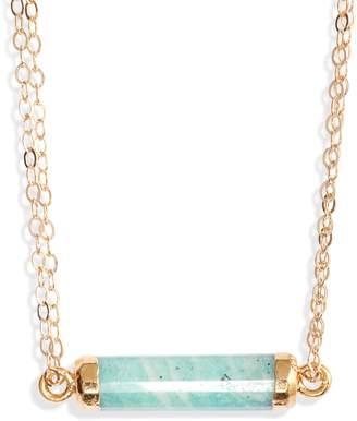 MEND Medium Stack Pendant Necklace