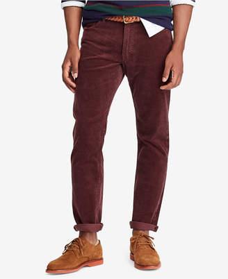 Polo Ralph Lauren Men's Big & Tall Classic Stretch Corduroy Pants