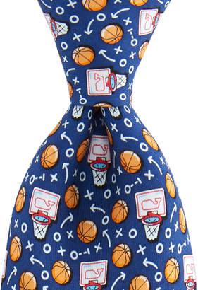 Vineyard Vines Basketball Pick & Roll Tie