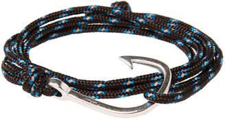 Miansai Silver Hook Rope Bracelet