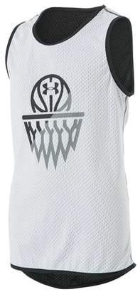 Under Armour Boy's Reversible Select Tank