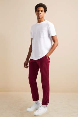 French Connenction Machine Gun Stretch Slim Trousers